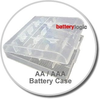 AA - AAA Battery case