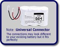 04H cordless phone battery