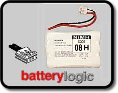 08H cordless phone battery