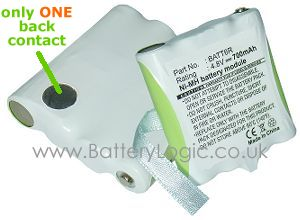 27H cordless phone battery