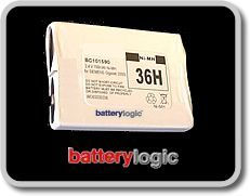 36H cordless phone battery