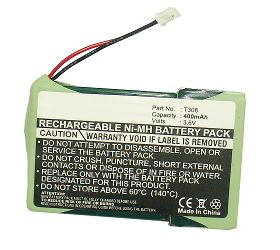 44H cordless phone battery
