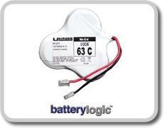63C cordless phone battery