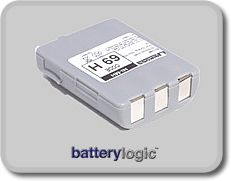 69H cordless phone battery