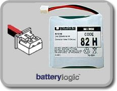 82H cordless phone battery