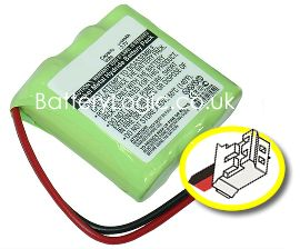 85H cordless phone battery