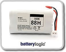 88H cordless phone battery