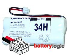 Uniross 34H replacement battery