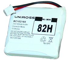 Uniross 82H replacement battery
