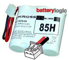 Uniross 85H replacement battery